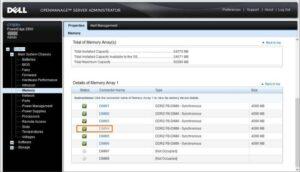 Dell OpenManage Server Administrator = OMSA